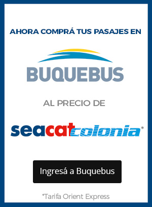 modal de redirecci�n a Buquebus